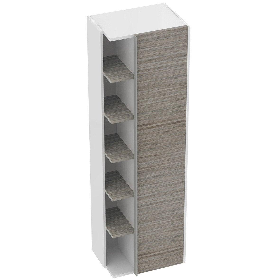 colonne x x cm imitation bambou. Black Bedroom Furniture Sets. Home Design Ideas