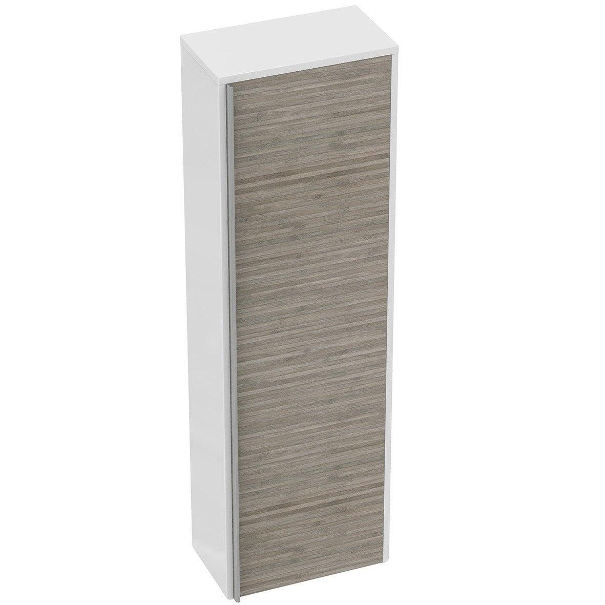 meuble demi colonne ideal standard idealsmart imitation. Black Bedroom Furniture Sets. Home Design Ideas