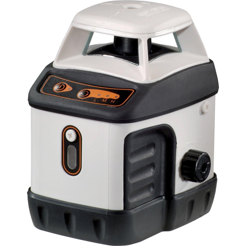 Niveau laser rotatif laserliner aquapro - Telemetre laser leroy merlin ...