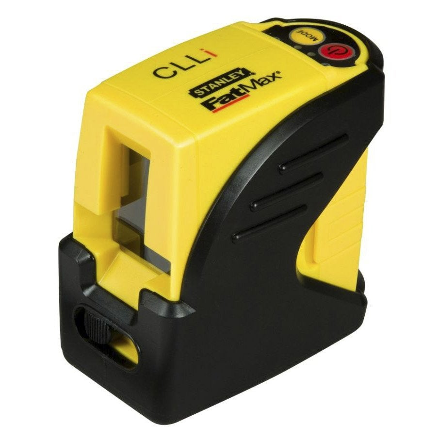 Kit laser croix automatique stanleyfatmax leroy merlin for Niveau laser exterieur professionnel