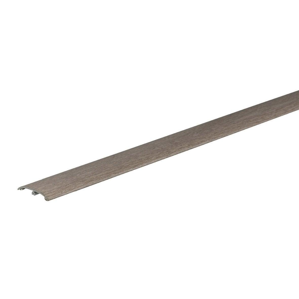 Barre de seuil 3 en 1 pour sol stratifi d cor sardaigne for Barre de seuil pour carrelage