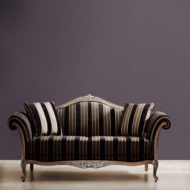 papier peint intiss uni cuir violet leroy merlin. Black Bedroom Furniture Sets. Home Design Ideas