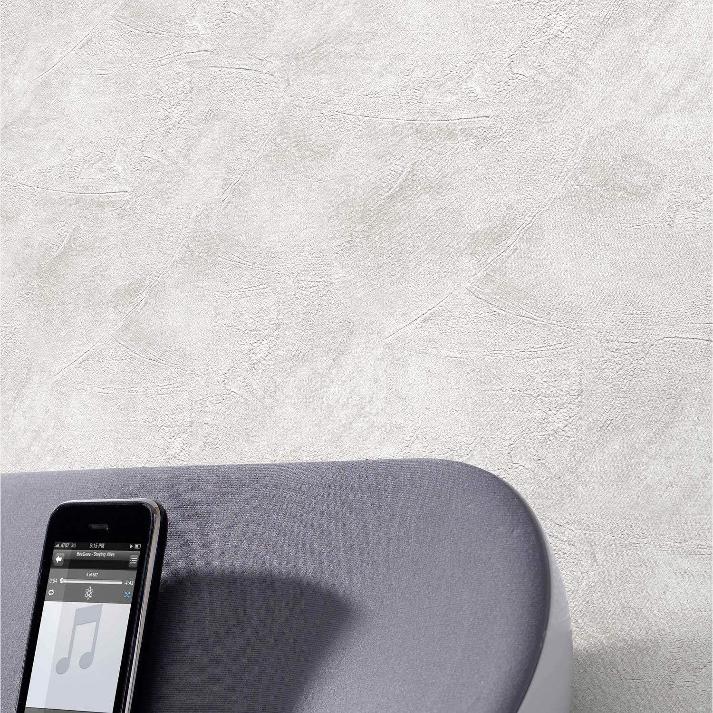 papier peint intiss ravenna gris leroy merlin. Black Bedroom Furniture Sets. Home Design Ideas