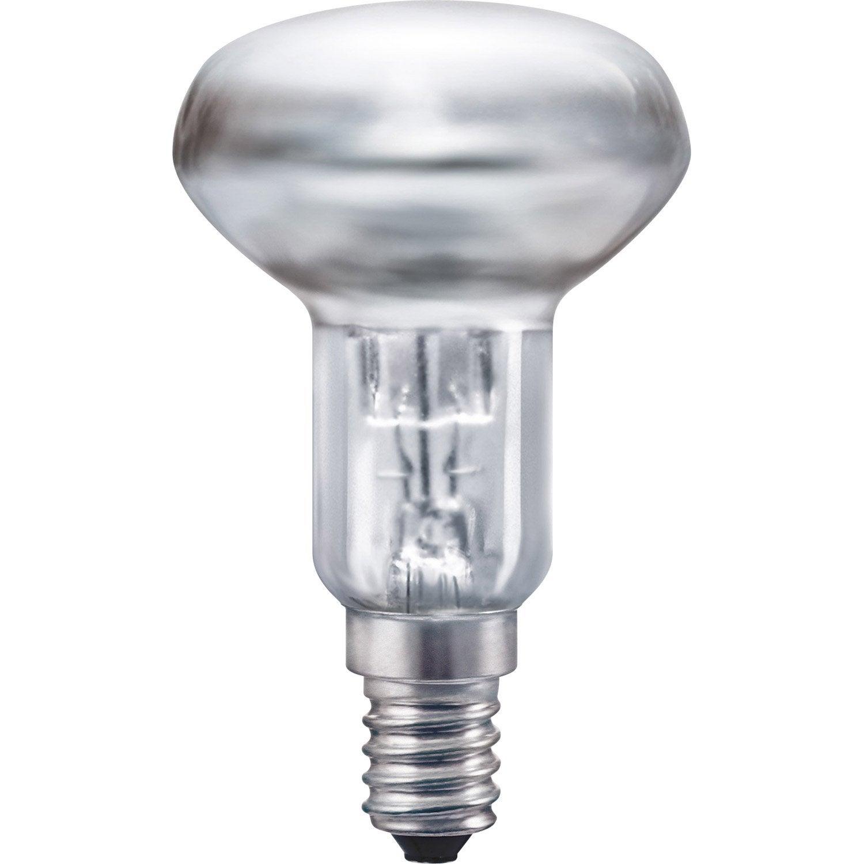 Ampoule R Flecteur Halog Ne 30w Osram E14 Lumi Re Chaude Environ 2700 K Leroy Merlin