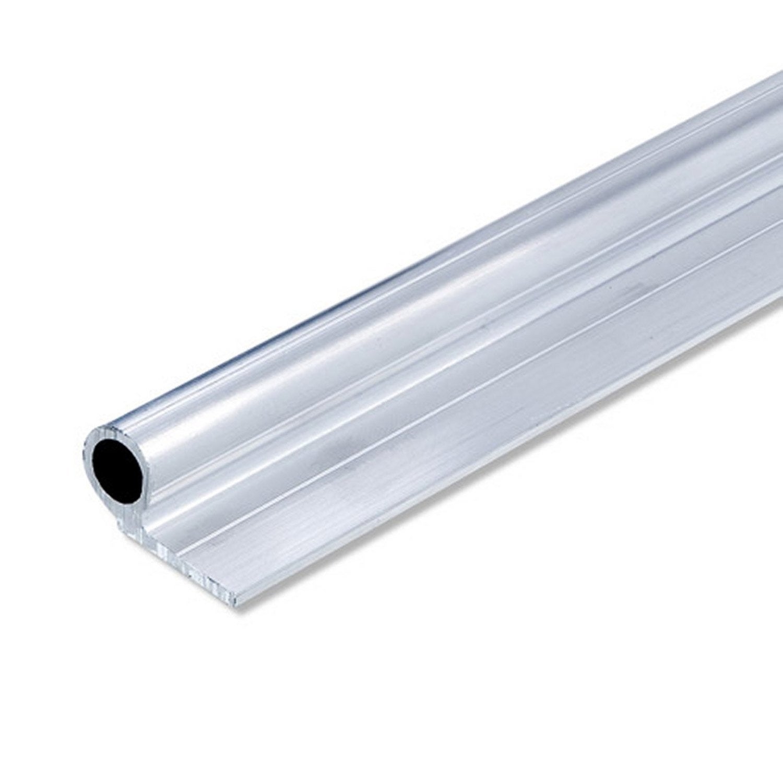 Charni re aluminium brut l 1 m x l cm leroy merlin for Torwandplane 3 x 2 m