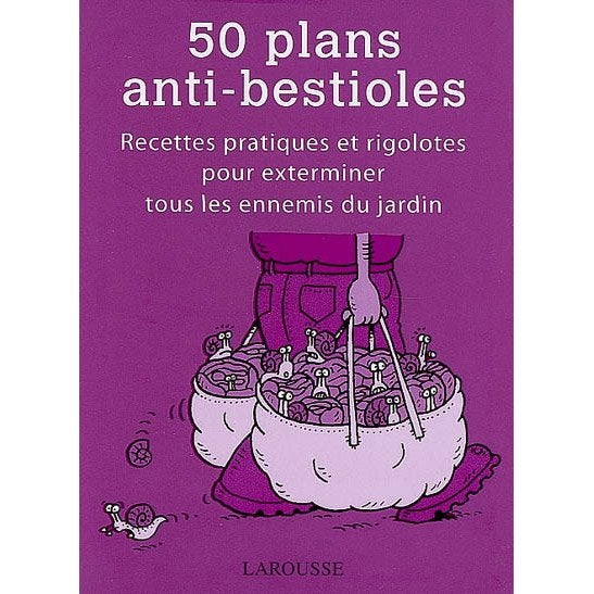 50 plans anti bestioles larousse leroy merlin - Rideaux anti bruit leroy merlin ...
