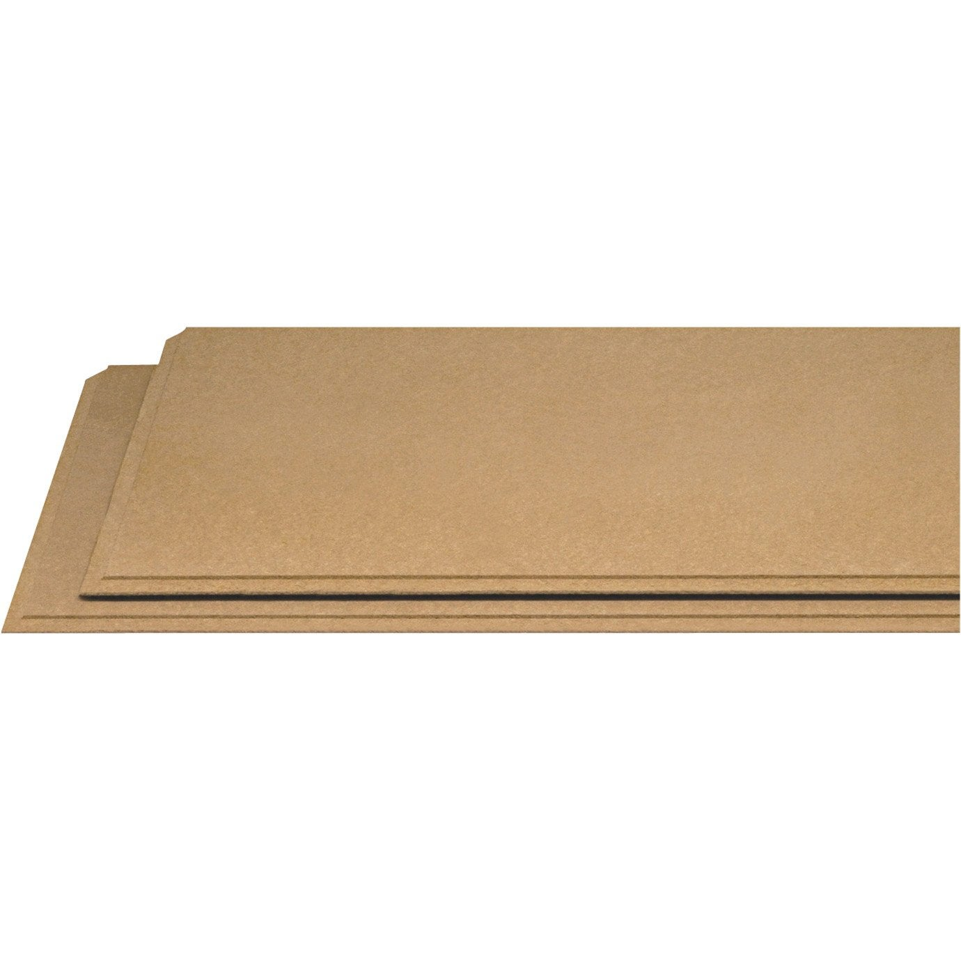 panneau en fibre de bois agepan 230 hd r leroy merlin. Black Bedroom Furniture Sets. Home Design Ideas