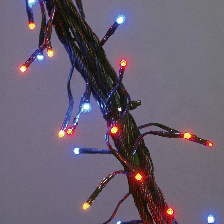 Guirlande lumineuse multicolore flicker 16m leroy merlin - Guirlande lumineuse exterieur leroy merlin ...