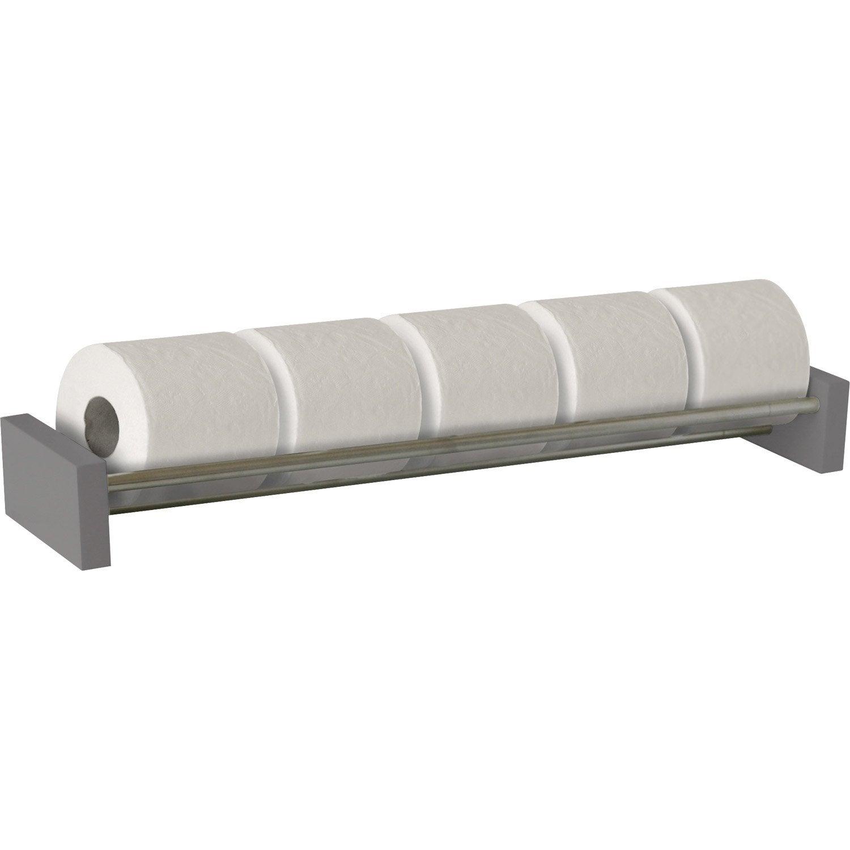 Rangement pour papier toilette rollup 15 3x60 5cm pictures - Meuble rangement papier toilette ...