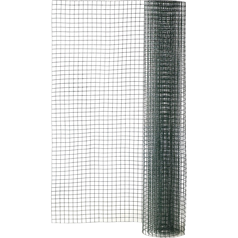grillage pour animaux soud vert h 0 5 x l 3 m maille x mm leroy merlin. Black Bedroom Furniture Sets. Home Design Ideas