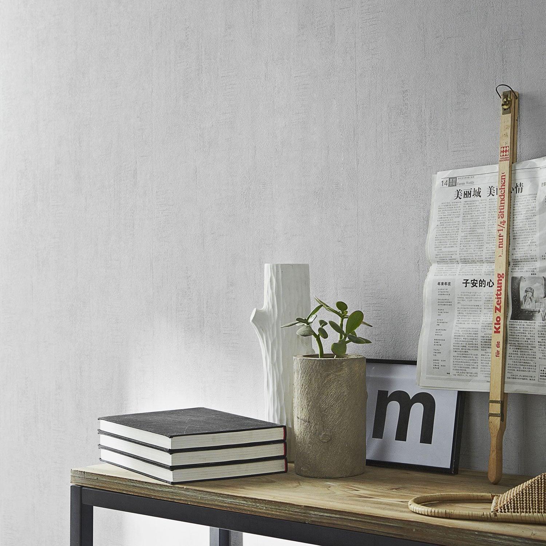 papier peint papier roma gris leroy merlin. Black Bedroom Furniture Sets. Home Design Ideas