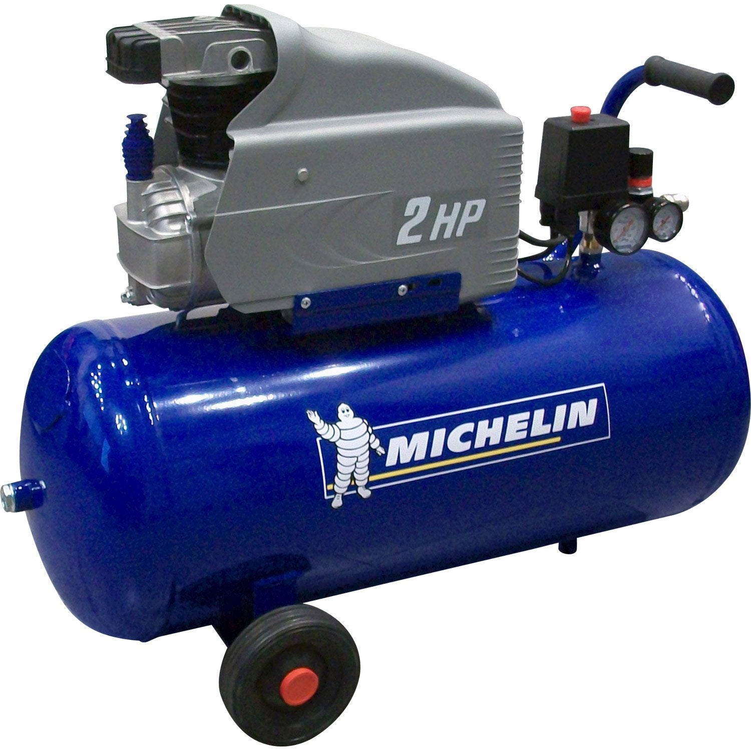 Compresseur michelin mb50 - Compresseur d air 50l ...