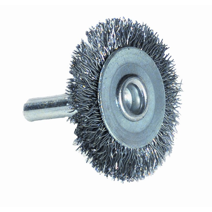 Brosse circulaire perceuse pour m tal tivoly mm leroy merlin - Brosse pour perceuse ...