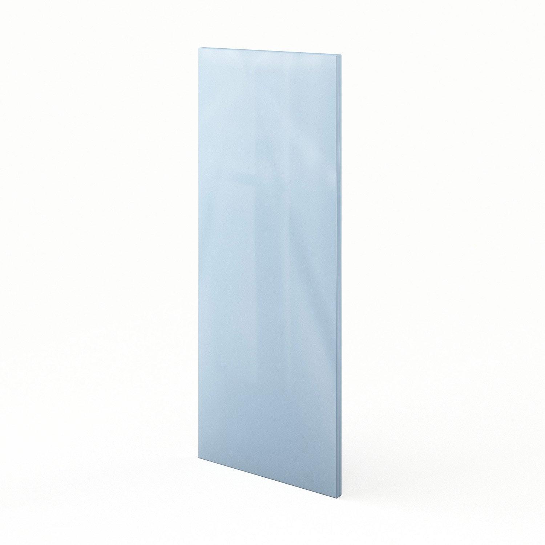 Joue Meuble Haut De Cuisine Bleu Joue L37 Crystal X