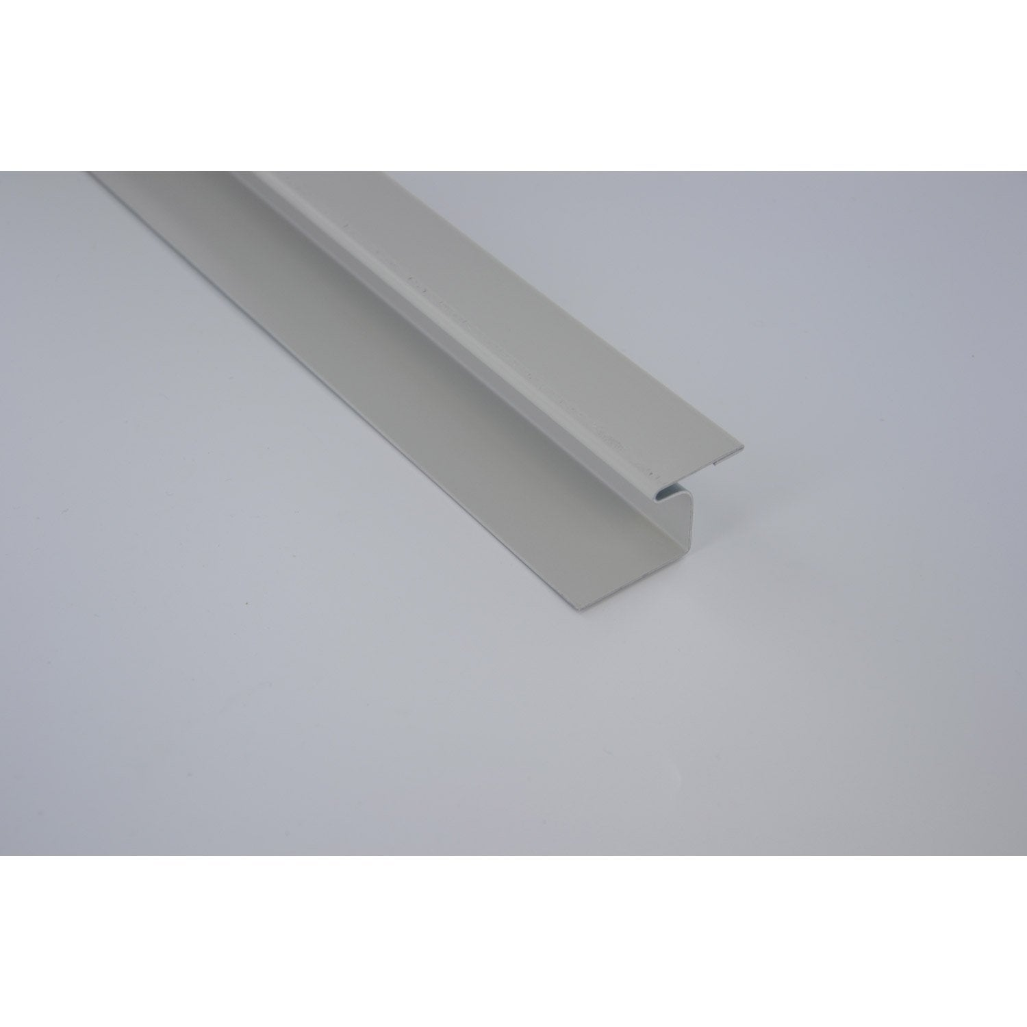 Joint de dilatation aluminium 27 x 55 scover plus gris l 2 - Joint de fractionnement ...