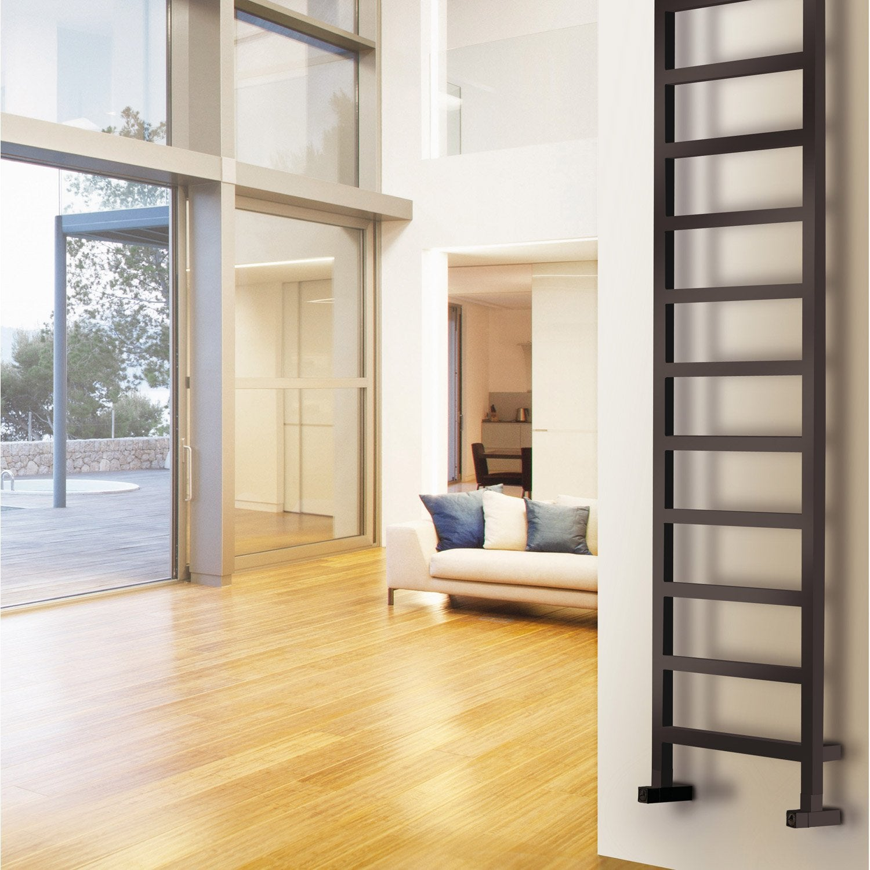 radiateur chauffage central jumper anthracite cm. Black Bedroom Furniture Sets. Home Design Ideas