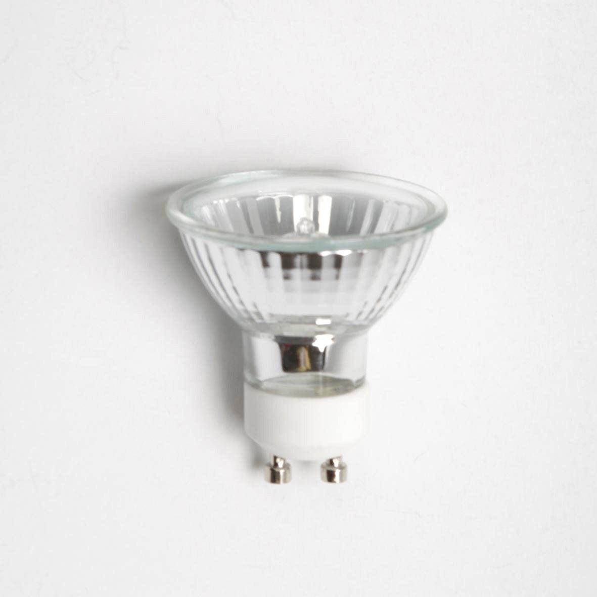 Ampoule r flecteur halog ne 42 gu10 lumi re chaude for Changer ampoule garage