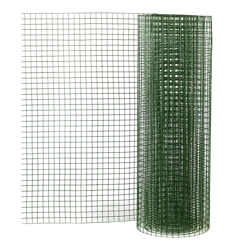 Grillage pour animaux soud vert h 0 5 x l 2 5 m x mm leroy merlin - Soude caustique leroy merlin ...