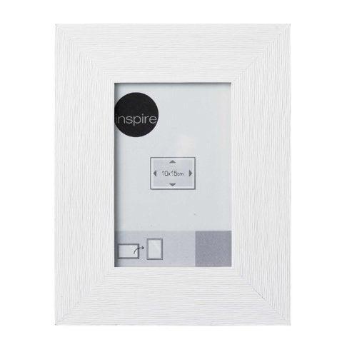 cadre riviera 15 x 20 cm blanc ivoire n 5 leroy merlin. Black Bedroom Furniture Sets. Home Design Ideas