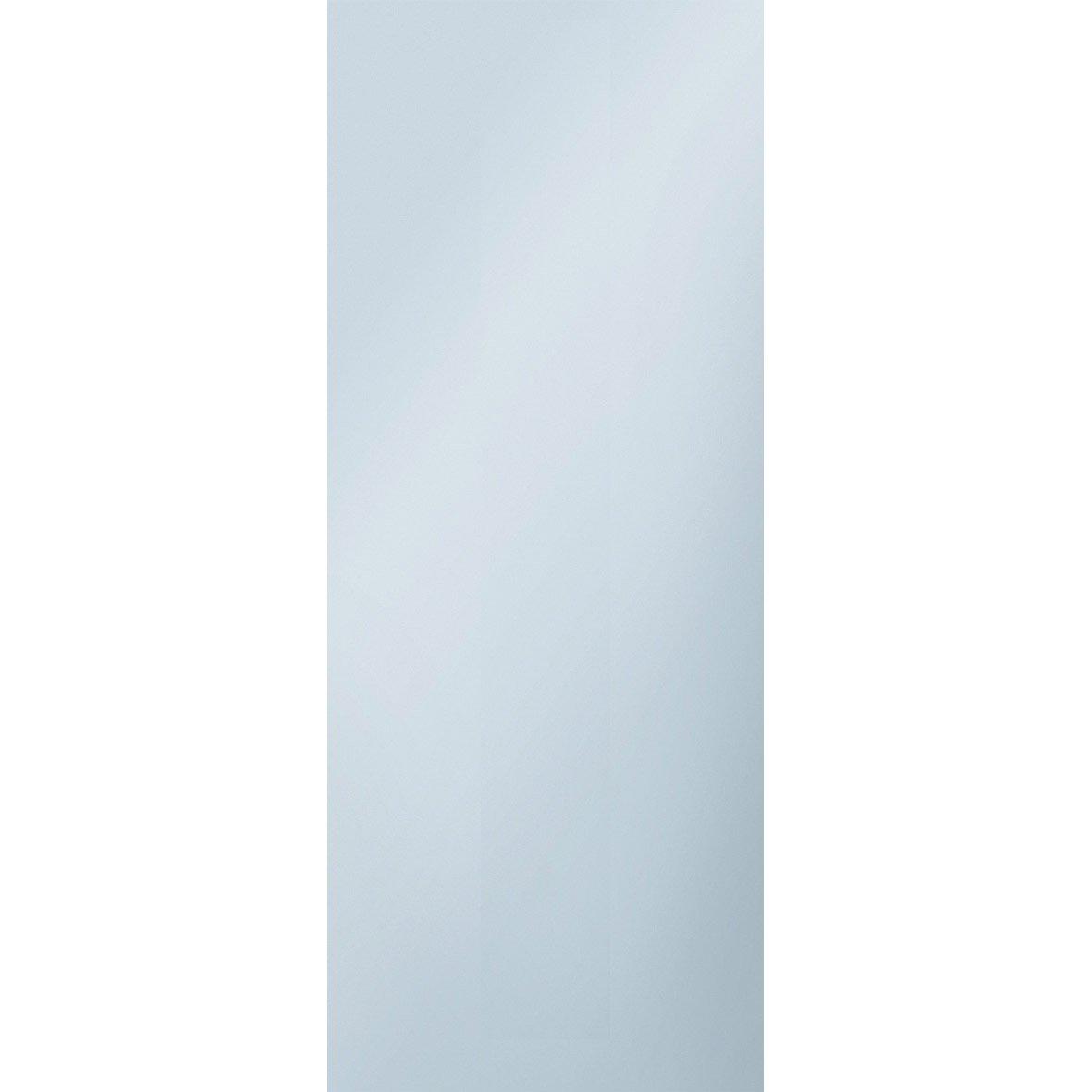 Porte coulissante verre tremp translucide eclisse 211 x - Porte coulissante 73 cm castorama ...