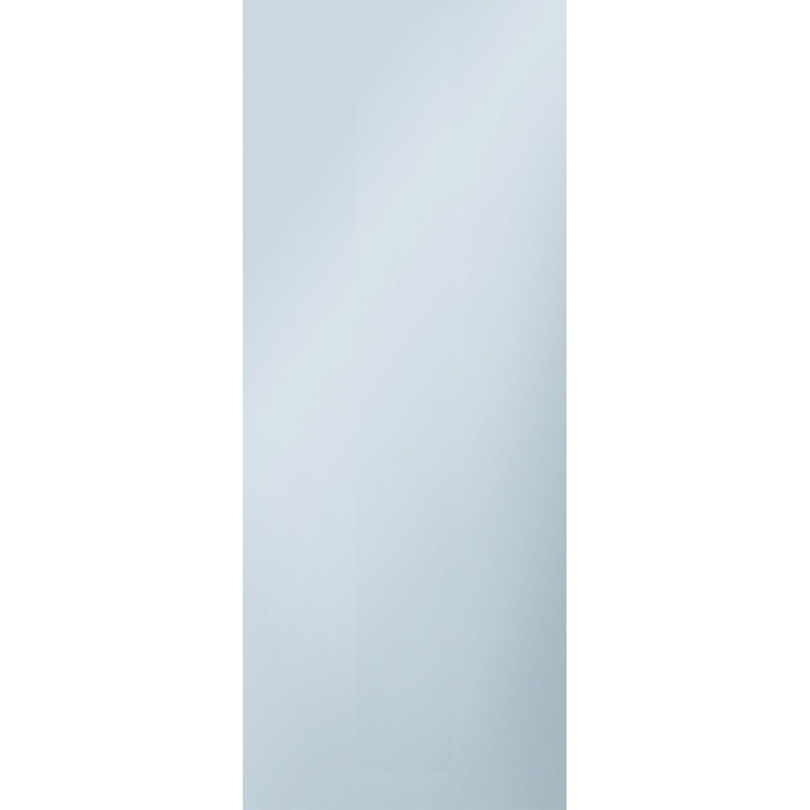 Porte coulissante verre tremp translucide eclisse 211 x - Porte coulissante verre leroy merlin ...