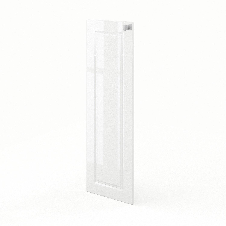 porte de cuisine blanc f30 92 chelsea l30 x h92 cm. Black Bedroom Furniture Sets. Home Design Ideas