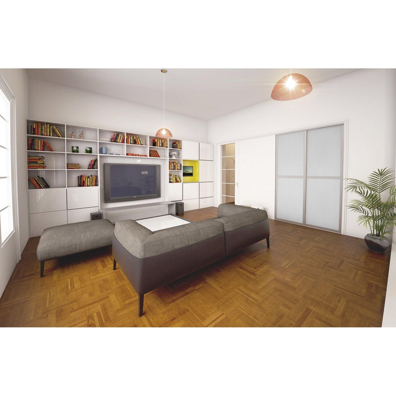 porte coulissante castorama sur mesure - maison design - bahbe.com - Portes De Placard Coulissantes Sur Mesure Pas Cher