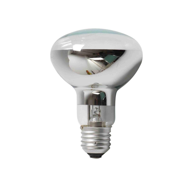 Ampoule R Flecteur Halog Ne 57w Lexman E27 Lumi Re Chaude Environ 2700 K Leroy Merlin