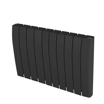 radiateur lectrique inertie pierre deltacalor sagoma 2000w leroy merlin. Black Bedroom Furniture Sets. Home Design Ideas
