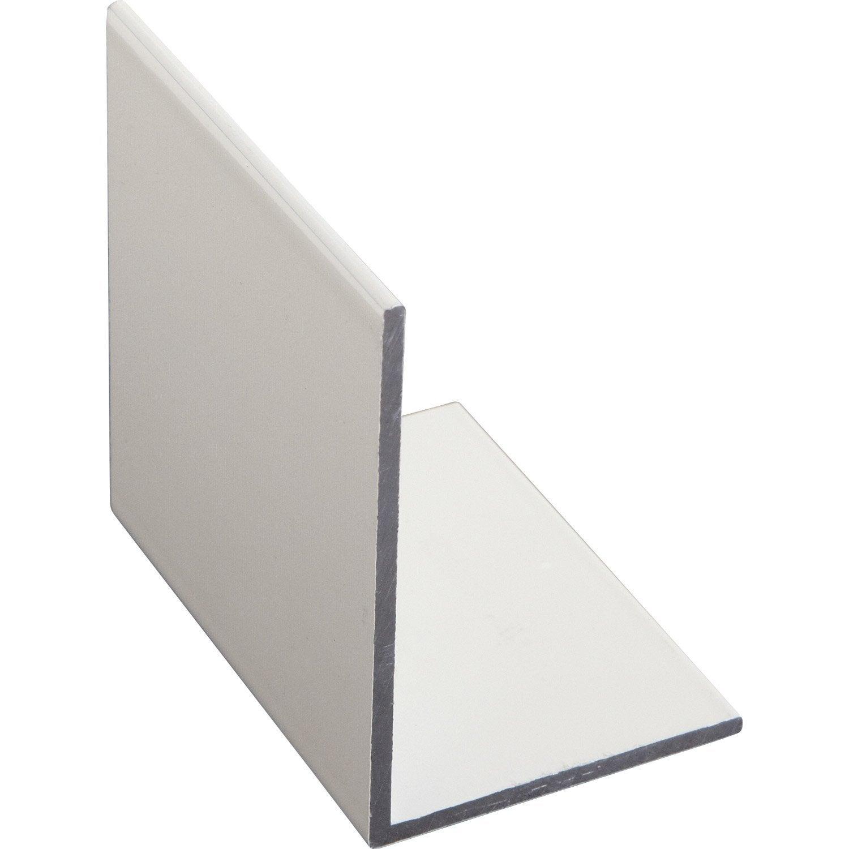5 arr ts plaques alu pour bordure 10 16 32mm leroy merlin - Plaque polycarbonate 32 mm leroy merlin ...