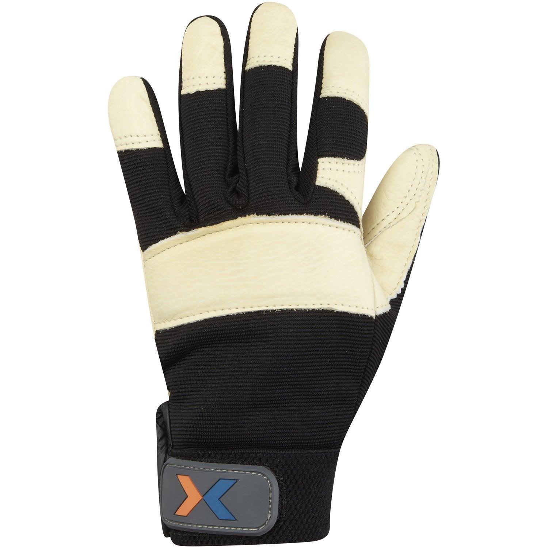 gants pour machine outil dexter taille 9 l leroy merlin. Black Bedroom Furniture Sets. Home Design Ideas