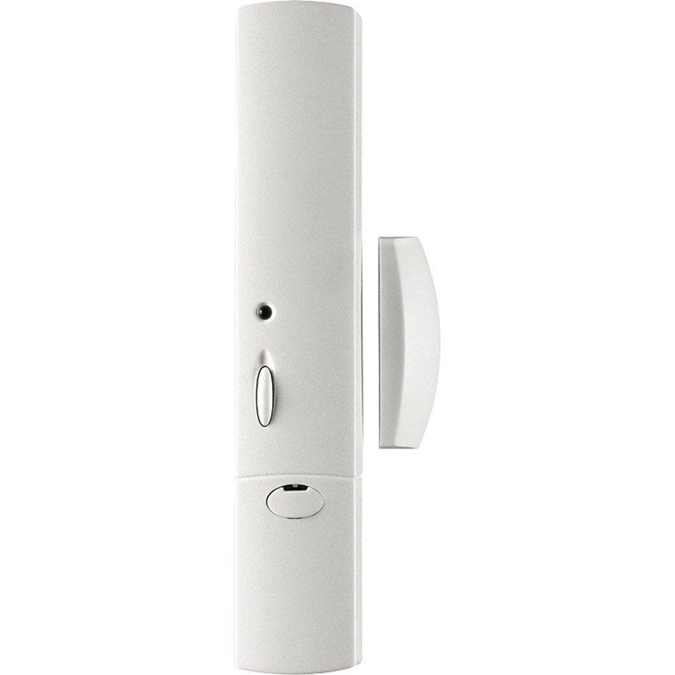 D tecteur d 39 ouverture multi contacts pour alarme maison diagral blanc l - Alarme diagral leroy merlin ...