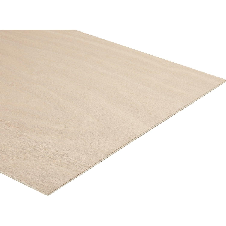 panneau contreplaqu okoum ext rieur ep 5 mm x x l. Black Bedroom Furniture Sets. Home Design Ideas