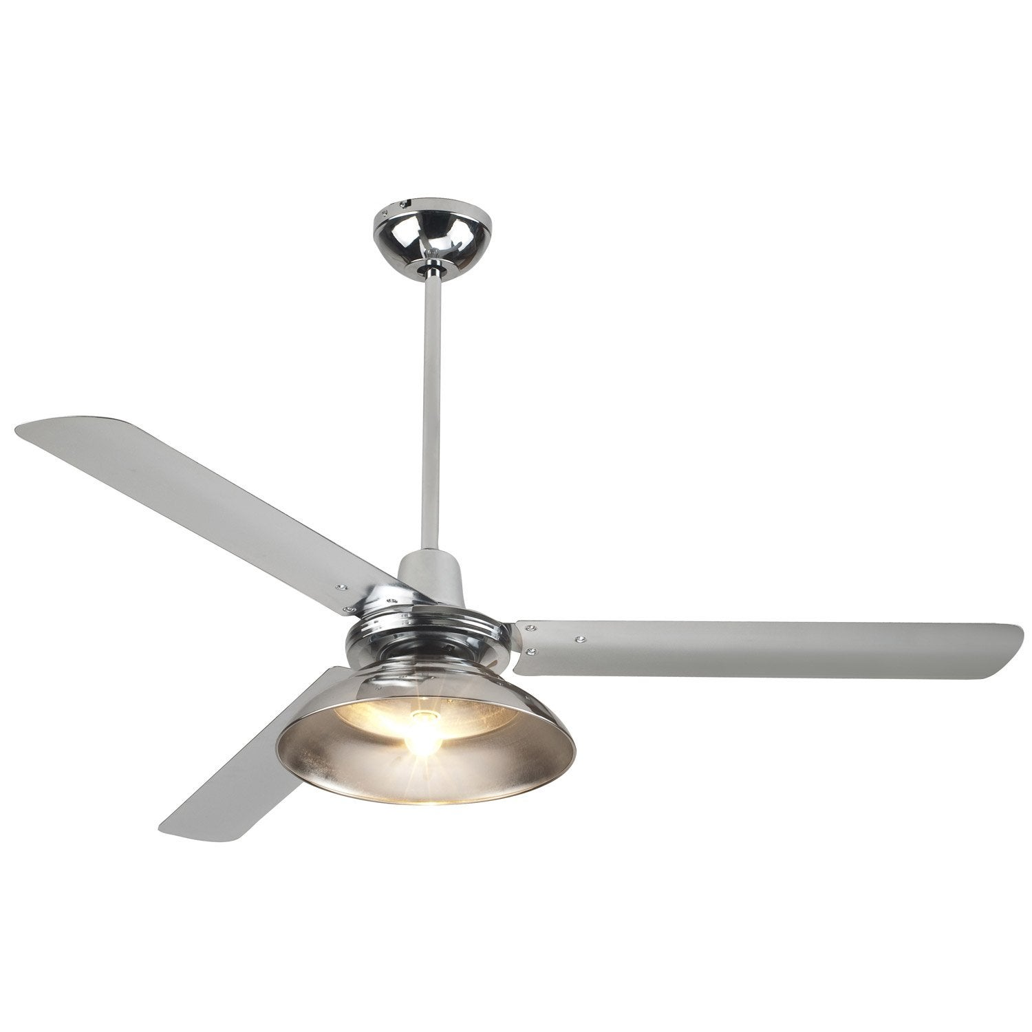 Ventilateur de plafond tasmania inspire chrome 60 w leroy merlin - Collection inspire leroy merlin ...