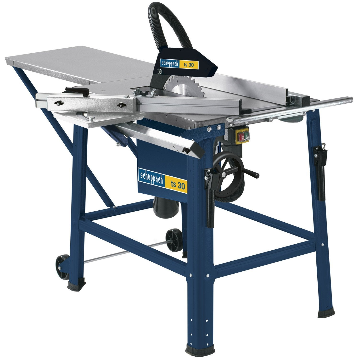 Scie circulaire de table scheppach ts30 2200 w leroy merlin - Table a tapisser leroy merlin ...
