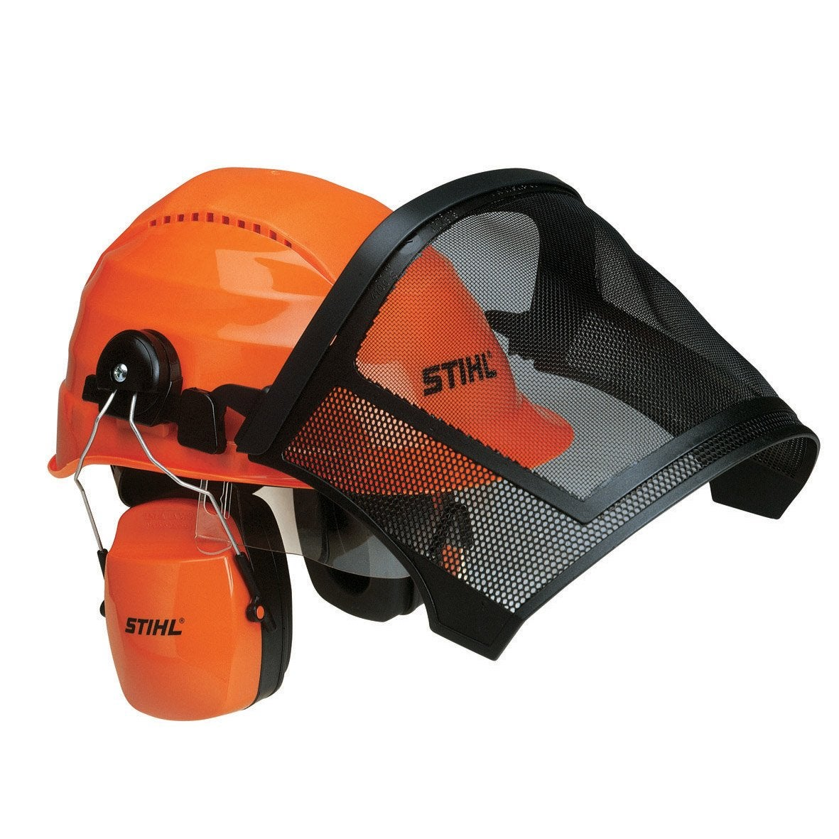 casque de protection int gral stihl leroy merlin. Black Bedroom Furniture Sets. Home Design Ideas
