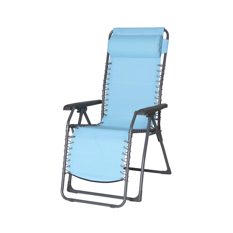 Bain de soleil, Transat, Hamac, Chaise longue | Leroy Merlin