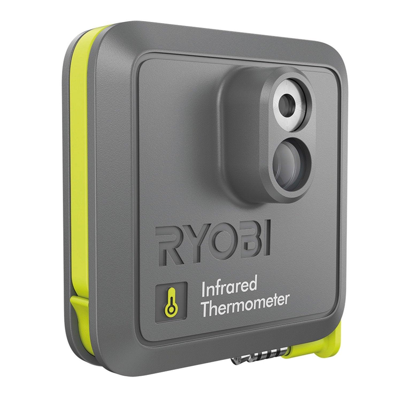 Thermom tre infrarouge ryobi rpw200 leroy merlin - Thermometre piscine connecte ...