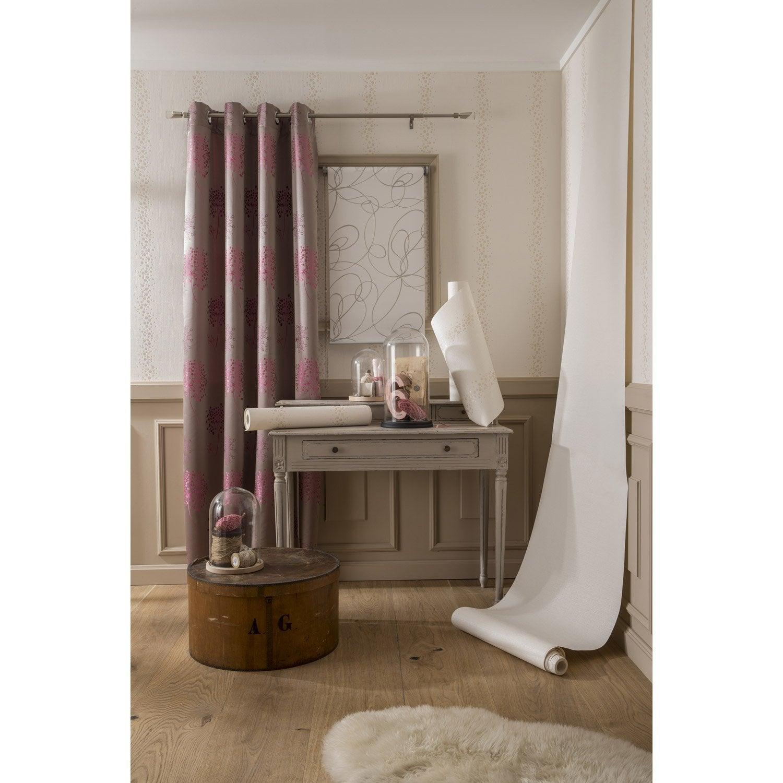 papier peint bulles beige leroy merlin. Black Bedroom Furniture Sets. Home Design Ideas