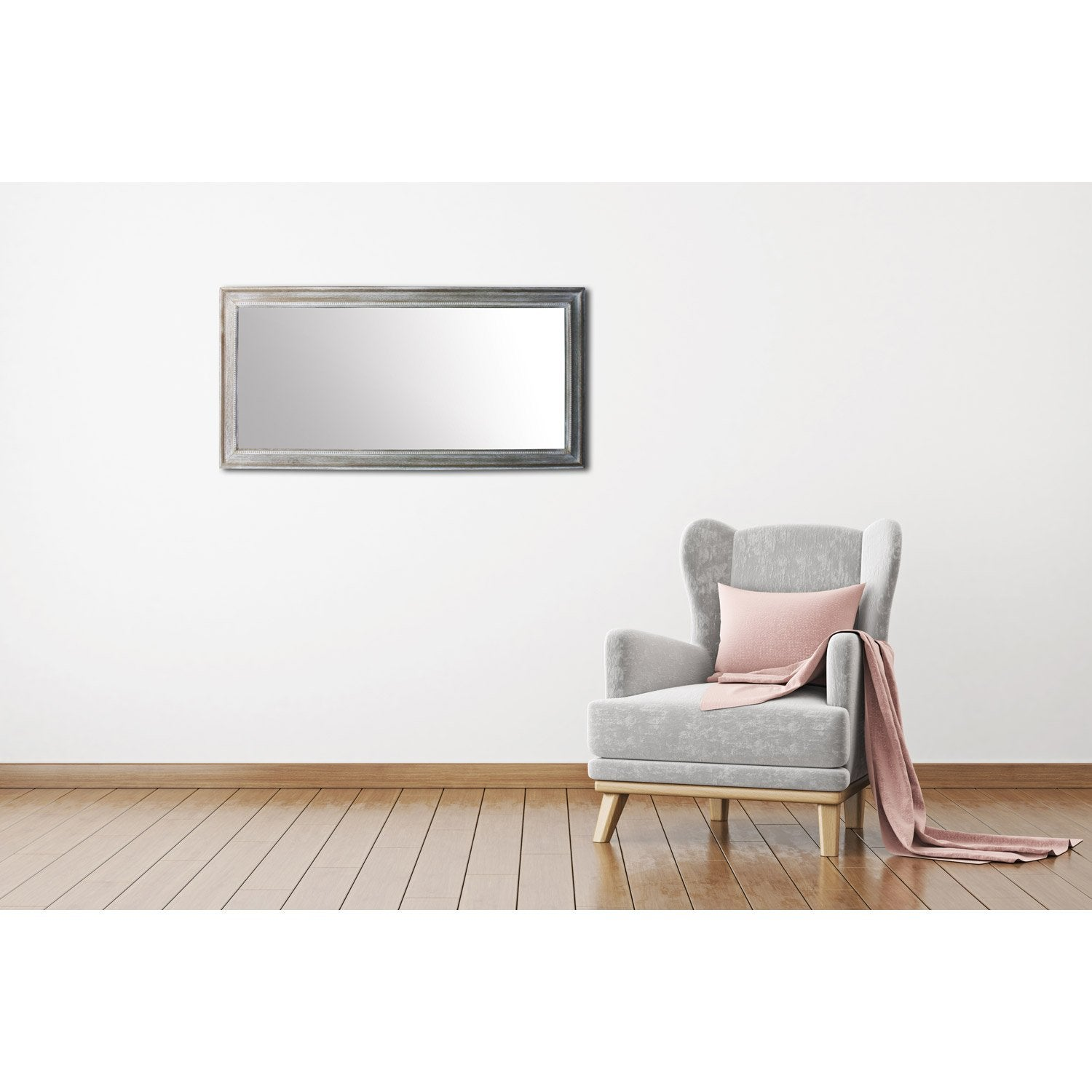 Grand Miroir Mural Leroy Merlin Interesting Grand Miroir Noir Grand