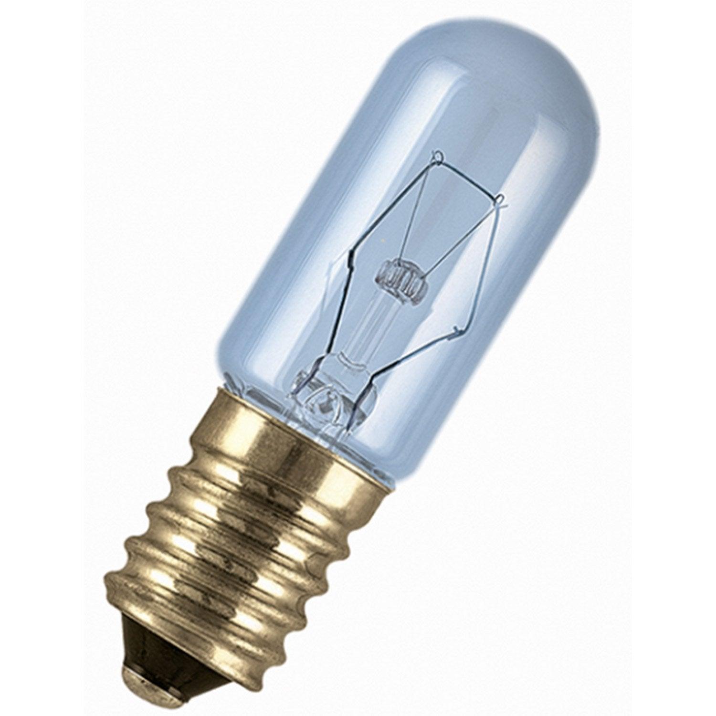 Ampoule tube incandescent 15w osram e14 lumi re chaude - Ampoule lumiere du jour leroy merlin ...