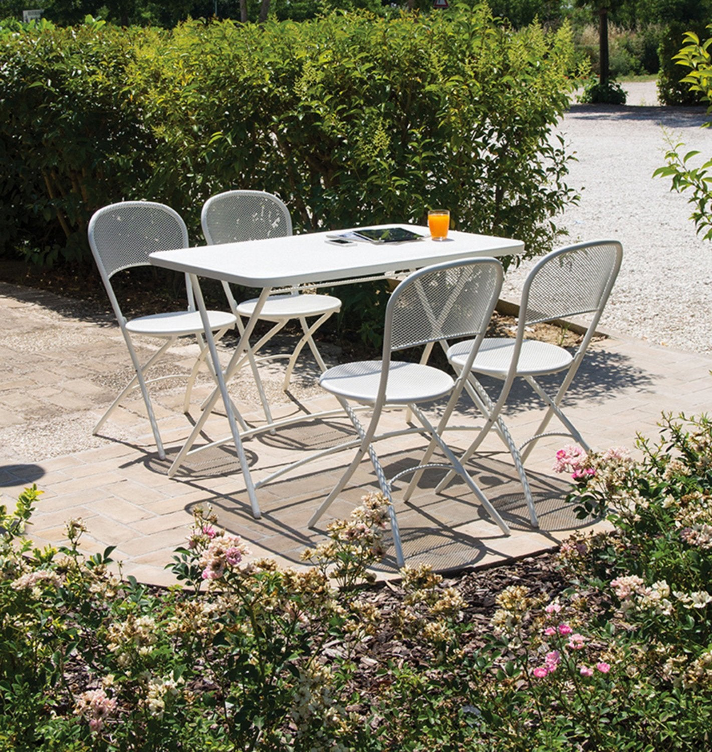 Salon de jardin leroy merlin en teck - Leroy merlin table jardin ...