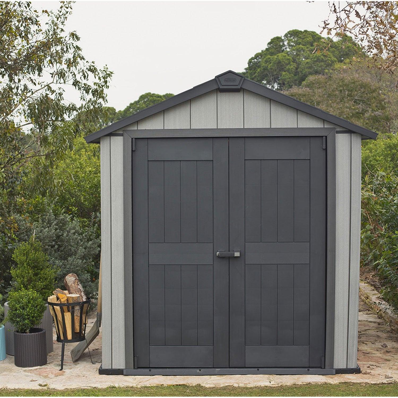 abri de jardin r sine oakland 7511 m mm. Black Bedroom Furniture Sets. Home Design Ideas
