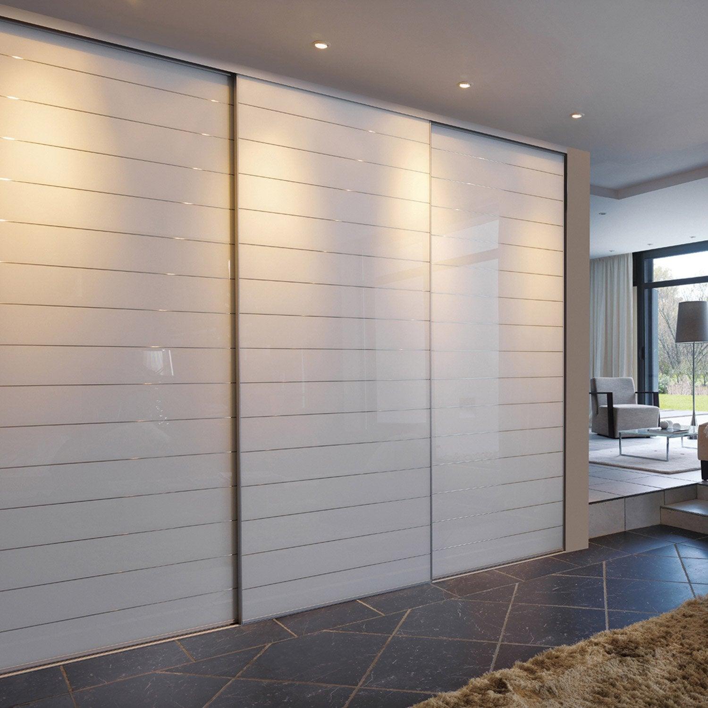 Porte coulissante leroy merlin sur mesure maison design - Portes coulissantes sur mesure castorama ...