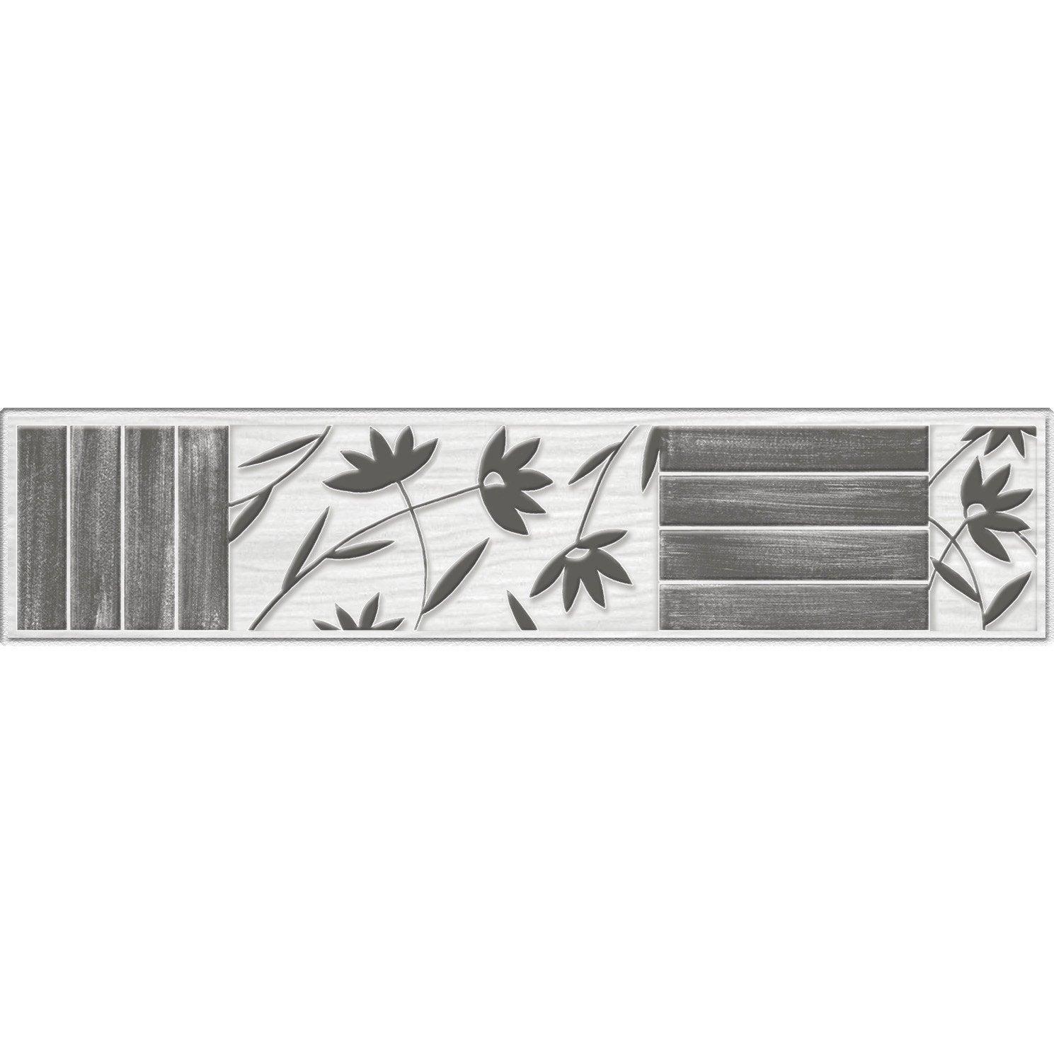 listel tessuto gris l 5 x cm leroy merlin. Black Bedroom Furniture Sets. Home Design Ideas