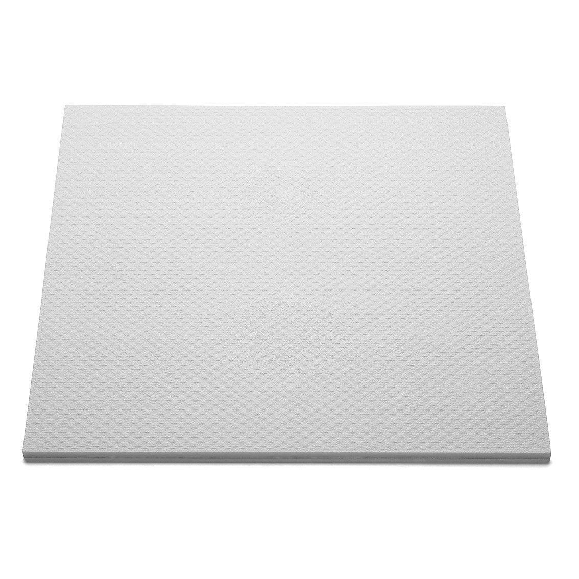 Dalle de plafond t 141 50 x 50 cm p 10 mm polystyr ne expans lot de 2m - Dalle de plafond polystyrene ...