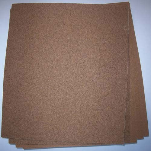 5 feuilles abrasives 3m 280 x 230 mm grains 80 leroy merlin - Feuille stratifie leroy merlin ...