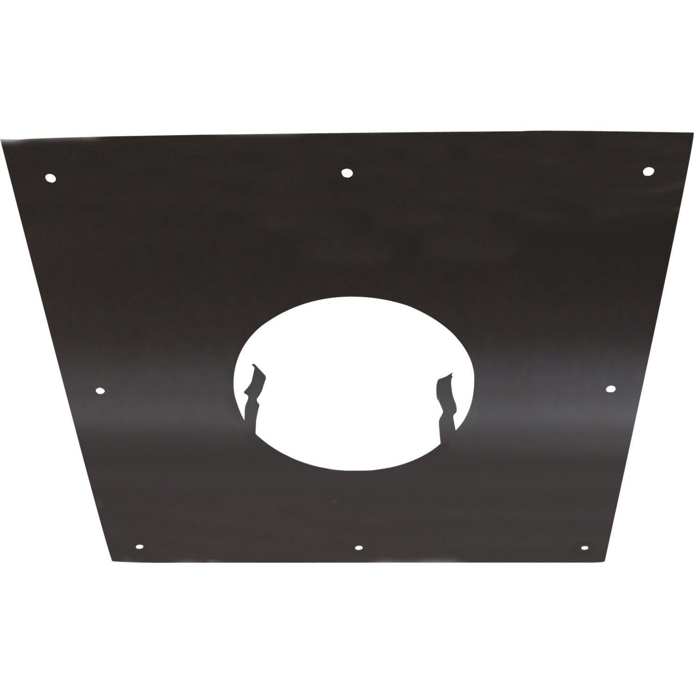 Plaque de propret pour raccordement isotip joncoux d 80 40 cm leroy merlin - Plaque de proprete pour porte ...