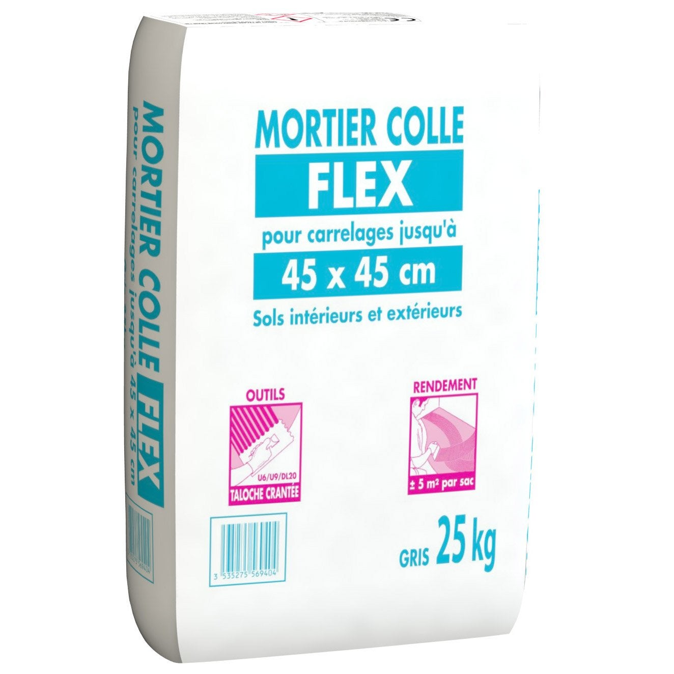 Colle pour carrelage sol 28 images mortier colle sp for Colle carrelage