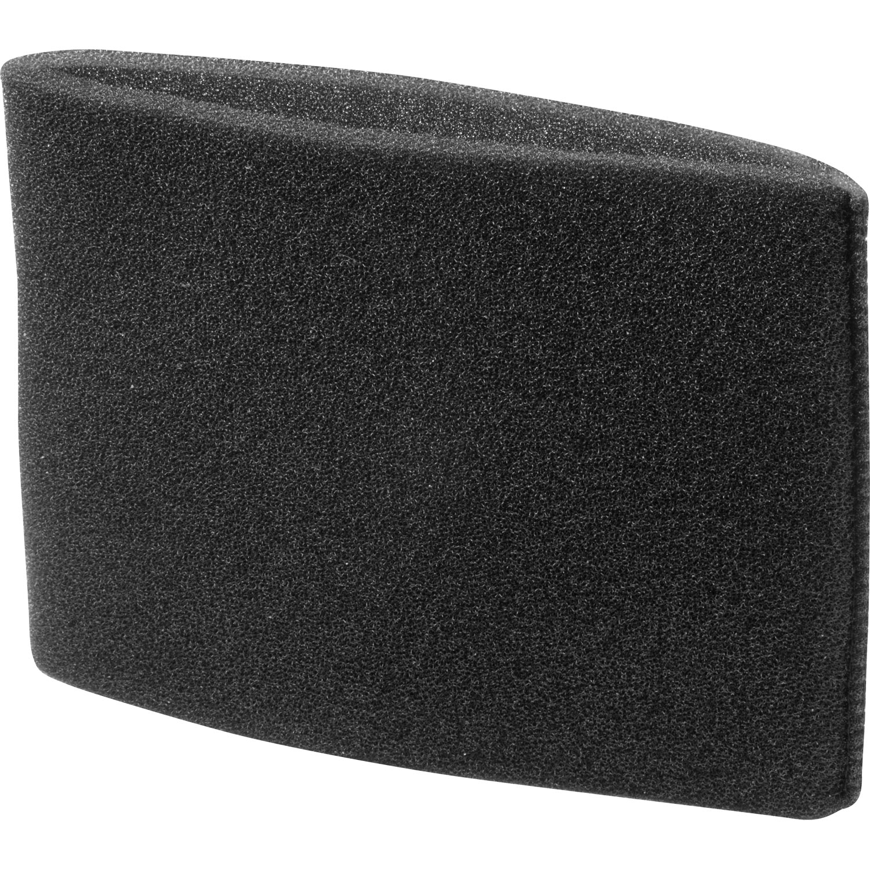 filtre mousse pour aspirateur practyl 15l leroy merlin. Black Bedroom Furniture Sets. Home Design Ideas
